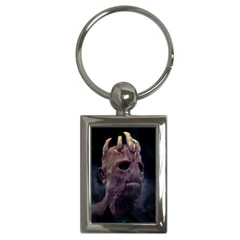 The House of Evil Key Chain