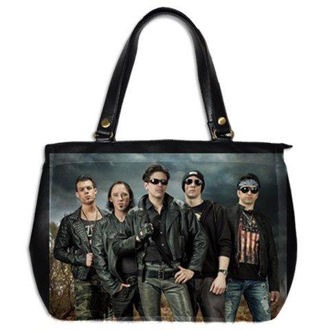 UNBREAKABLE Leather Handbag 2