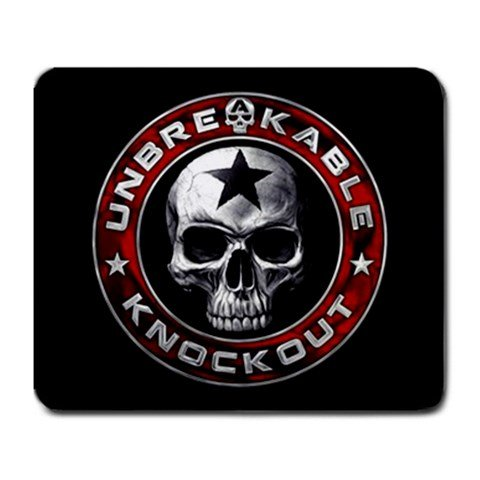 UNBREAKABLE Large Mousepad 2