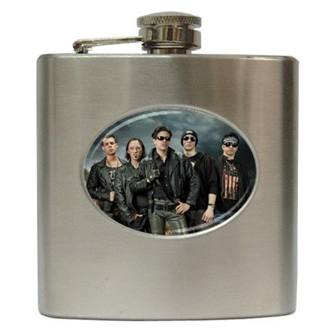 UNBREAKABLE 6 oz Hip Flask 2
