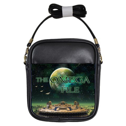 The Omega File Sling Bag
