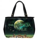 The Omega File Leather Handbag
