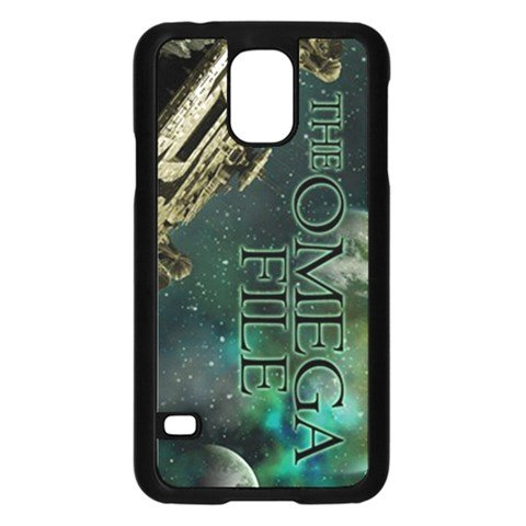 The Omega File Samsung Galaxy S5 Case Black