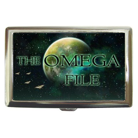 The Omega File Cigarette Money Case