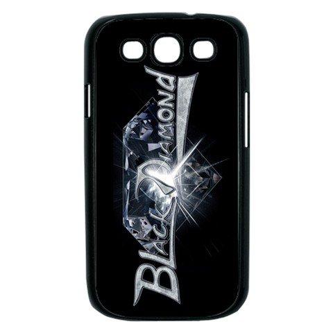 Black Diamond Samsung Galaxy S III Case Black