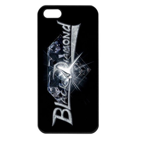 Black Diamond iphone 5 Seamless Case Black