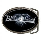 Black Diamond Belt Buckle
