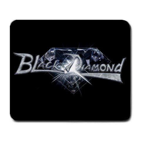 Black Diamond Large Mousepad