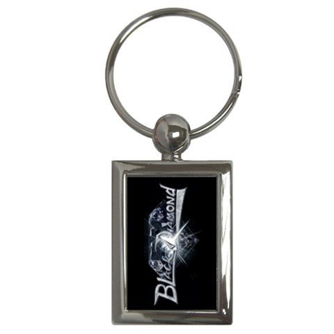 Black Diamond Key Chain
