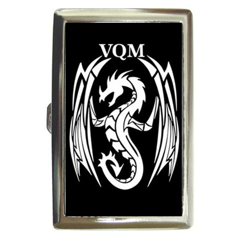 Voodoo Queen Management Cigarette Money Case
