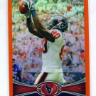 2012 Topps Chrome Orange Refractors #155 Andre Johnson