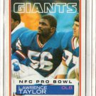 1983 Topps Football #133 Lawrence Taylor