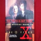 "Vintage X-Files The Official Guide ""The Truth Is Out There"" 1st Ed. Rare New '95"