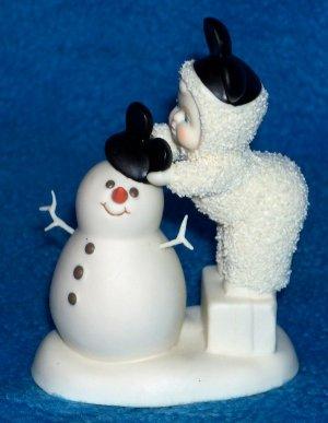 Dept 56 Snowbabies BE LIKE MICKEY #F3122441