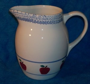 Treasure Craft ORCHARD LANE Pitcher