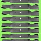 12 - 11180 Lawnmower Blades AYP/Roper/Sears 187254, 187256, Stens 340-226