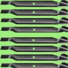 10 -Rotary 6125 Lawn Mower Blades for AYP/ Roper/Sears 138498 Oregon 95-032