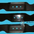 "MTD 46"" Mower Deck Set of blades. 2 x 335-117(942-0487) & 1 X335-125 (942-0486)"