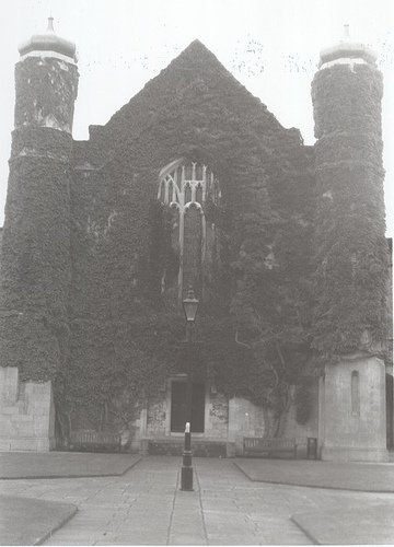 Ivy-Covered NUI Galway