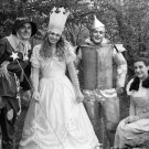 """Reunion"" Dorothy, Tin Man, Glinda & Scarecrow, Land of Oz, Beech Mountain, NC"
