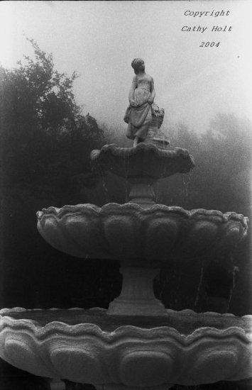 Fountain #2 - Entrance to the Land of Oz, Beech Mountain, NC