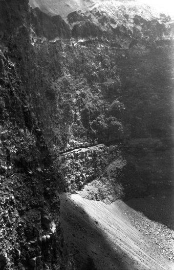 Inside Mt. Vesuvius #2