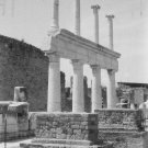Pompeii in Black & White #5 - Remains of Temple to Jupiter