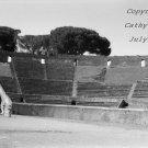 Pompeii in Black & White #9 - Ampitheatre