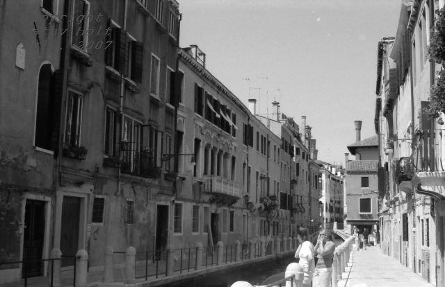 Bright and sunny in Venice
