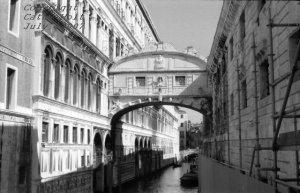Ponte de Sospiri, Venice, Italy