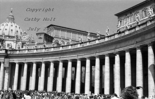 St. Peter's Basilica Rome