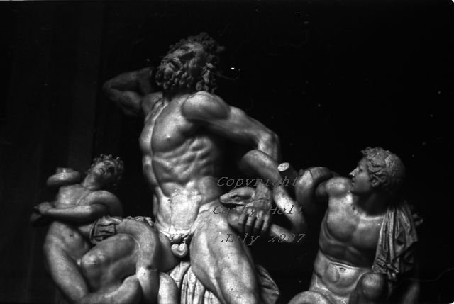 Laocoon Group Rome