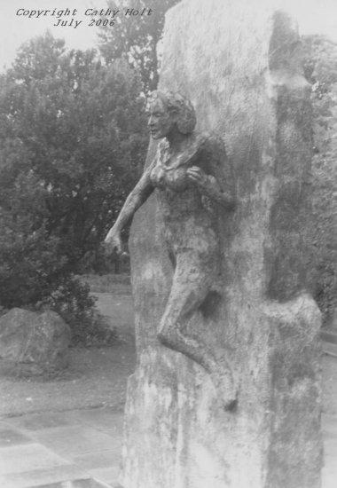 Galway sculpture