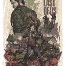 """Last Of Us Poster 30"""""""