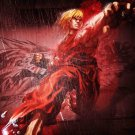 Street Fighter Ken 24'' Poster