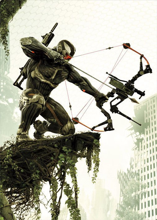 Crysis 3 Hunter Poster