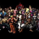 Street Fight All Of Roles Poster 36''