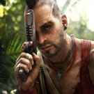 FarCry 3 Gun On Head Poster 33""