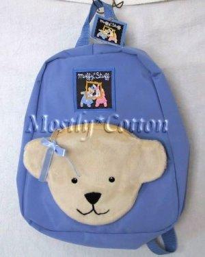 MUFFY Stuff VANDERBEAR Teddy Bear BACKPACK Toddler