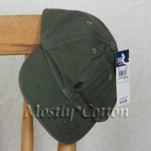 Polo Ralph Lauren TODDLER Boys Baseball Cap Hat GREEN NwT New with Tags