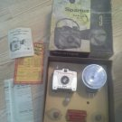 Spartus Vanguard Vintage Camera Kit