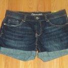 "NEW with Tags - Women's Aeropostale Jean Shorts - Size 4 ""Boyfriend"""