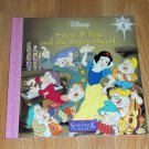 Disney Princess SNOW WHITE AND THE SEVEN DWARFS Storybook Library - Volume 4