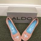 Aldo Pink Kitten Heel Shoes