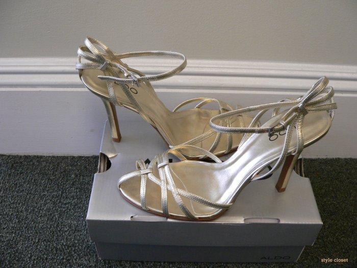 Aldo Gold Shoe