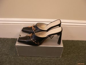 Gilda  leather shoes