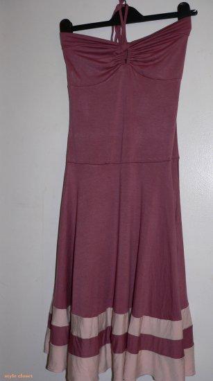 Arden B. Halter dress