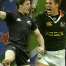 South Africa v New Zealand 2007 Tri Nations Match Programme