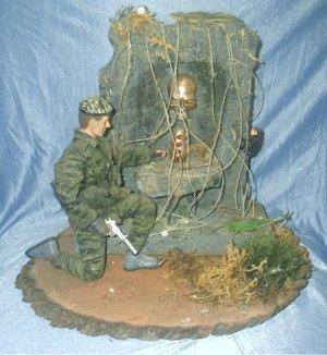 VIET-NAM US SOLDIER