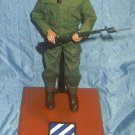 PUERTO RICAN SOLDIER DURING KOREAN CONFLICT